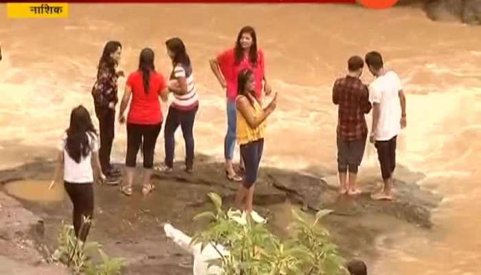 Nashik District Administration Gets Rules And Regulation For Tourist In Monsoon And Selfie Zones