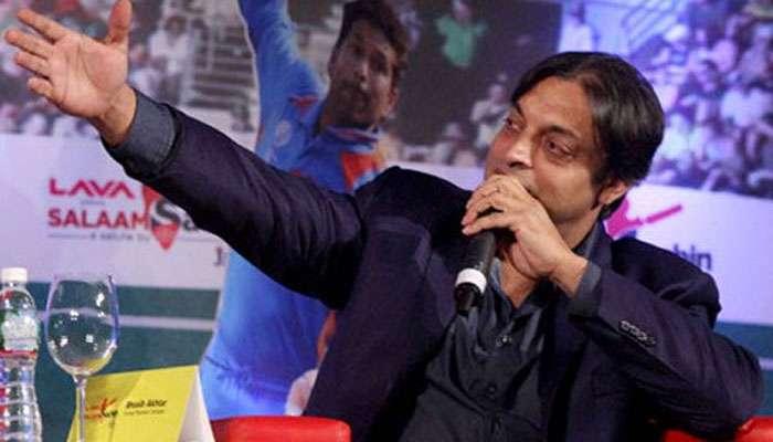 World Cup 219 : 'तबाही मचाई....'; भारताच्या पराभवानंतर शोएब अख्तरची पहिली प्रतिक्रिया