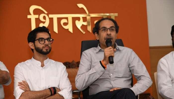 शिवसेनेचा १७ जुलैला मुंबईत पीक विमा कंपन्यांविरोधात मोर्चा; उद्धव ठाकरेंची घोषणा