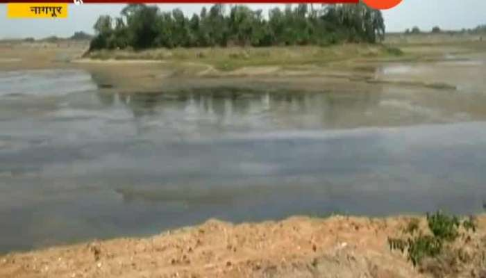 Nagpur To Face Heavy Water Scarcity For No Rain In The Region