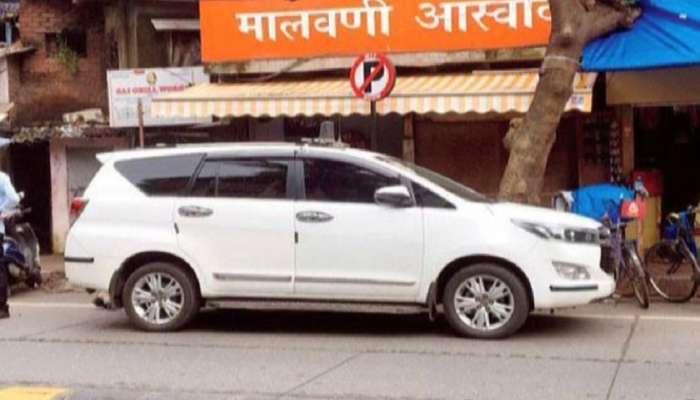 नो पार्किंग झोनमध्ये गाडी, मुंबई महापौरांना ठोठावला दंड