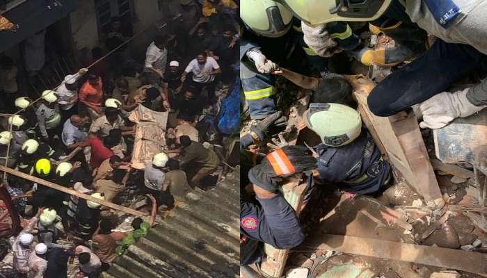 डोंगरी दुर्घटनेतील मृतांच्या नातेवाईकांना १ लाख तर जखमींना ५० हजार रुपये मदत
