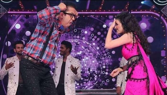 अभिनेत्रीने राहुल महाजनला खरोखर मारलं का?