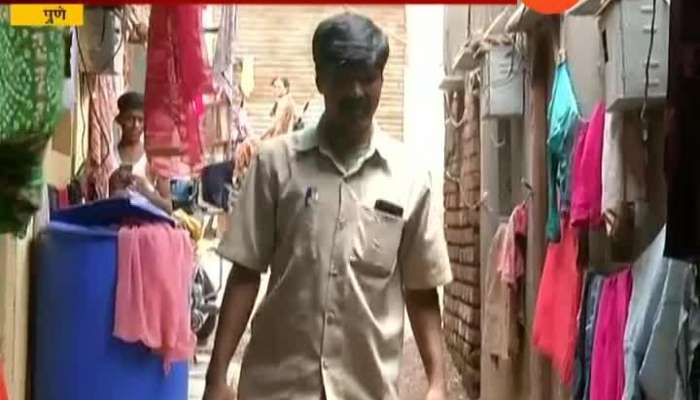 Pune Awarded Security Gaurd Facing Hand To Mouth Situation