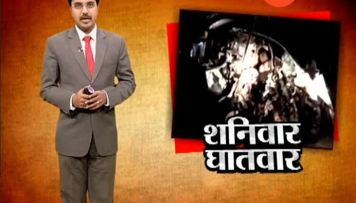 boy death bike accident in beed