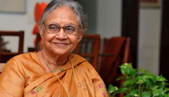 दिल्लीच्या माजी मुख्यमंत्री शीला दीक्षित यांचं निधन, रविवारी होणार अंत्यसंस्कार