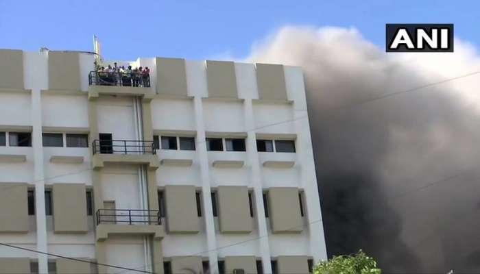 'या' कारणामुळे लागली एमटीएनएलच्या इमारतीला लागली आग?