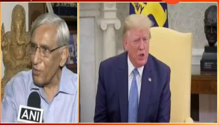 India Rejects American President Donald Trumph Claim Of Kashmir Mediatio