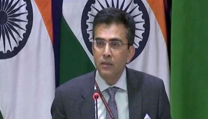 'काश्मीर मुद्यावर पंतप्रधान मोदींनी कधीही ट्रम्प यांच्याकडे मदत मागितली नाही'