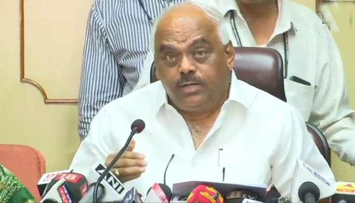 Karnataka crisis: बंडखोरांना धक्का; तीन आमदारांवर अपात्रतेची कारवाई