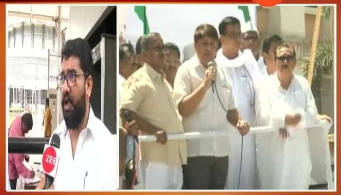 Big Setback To NCP As Top Leaders From NCP Joining BJP