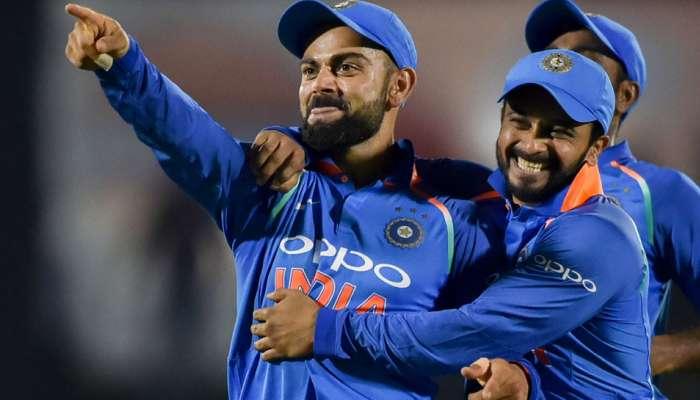 'विराट' शतकी खेळीसह 'या' खेळाडूच्या कामगिरीमुळे भारताची वेस्ट इंडिजवर मात