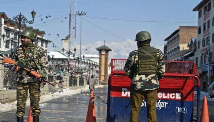 श्रीनगरच्या सौरामध्ये दगडफेक, आठ दिवसानंतर गृहमंत्रालयानं दिली माहिती