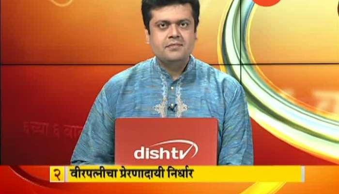 Kanika Rane join on indian army kass baatchit