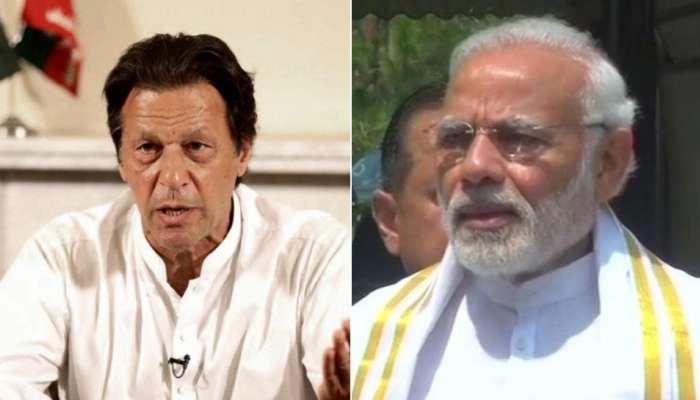 पंतप्रधान इम्रान खानकडून काश्मीरच्या जनतेला भडकवण्याचे प्रयत्न