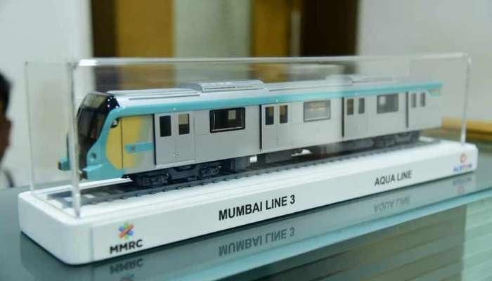 असे असतील 'मुंबई मेट्रो लाईन-३'चे कोच