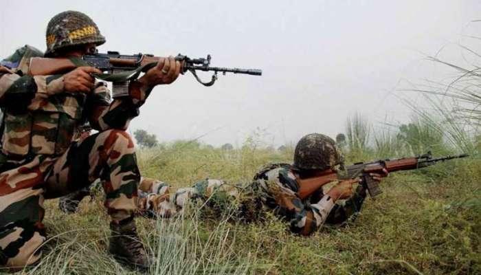 नौशेरा सेक्टरमध्ये पाकिस्तानकडून शस्त्रसंधीचे उल्लंघन; भारताचा एक जवान शहीद