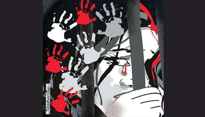 पंढरपुरात मद्य पाजून अल्पवयीन मुलीवर सामूहिक बलात्कार, अत्याचाराचा व्हिडिओ बनवला