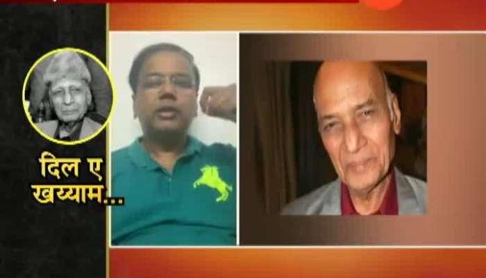 Spotlight | Salil Kulkarni And Vaibhav Mangale On Khayyam Passes Away
