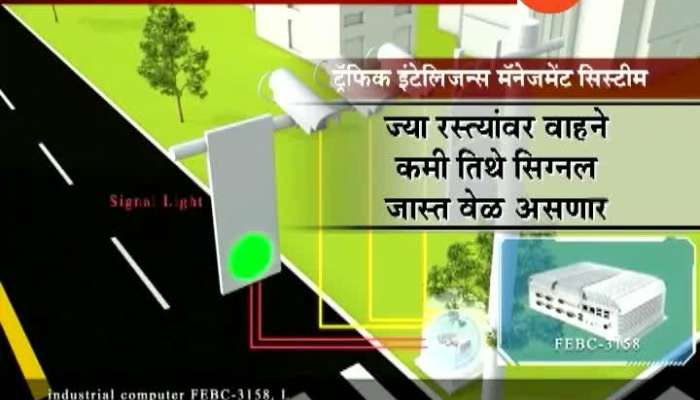 Mumbai Intelligence Traffic Management System Solve Traffic Problem In City