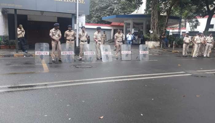 राज ठाकरे यांची ईडी चौकशी, मुंबईत चार ठिकाणी कलम १४४ लागू