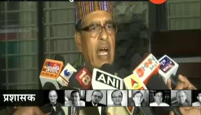Shivraj Sinh Chouhan Reaction On Arun Jaitley Passes Away