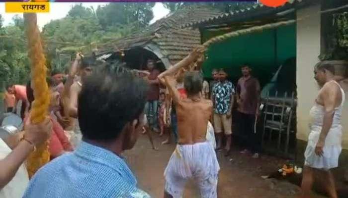 Raigad Celebrate Kanhoba Gopalkala