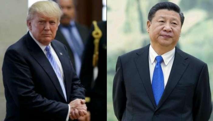 अमेरिका-चीनमधल्या 'ट्रेड वॉर'नं धारण केलं भयानक रुप