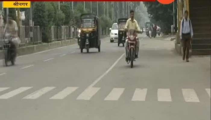 New Delhi Mukhtar Abbas Naqvi On Development In Jammu And Kashmir