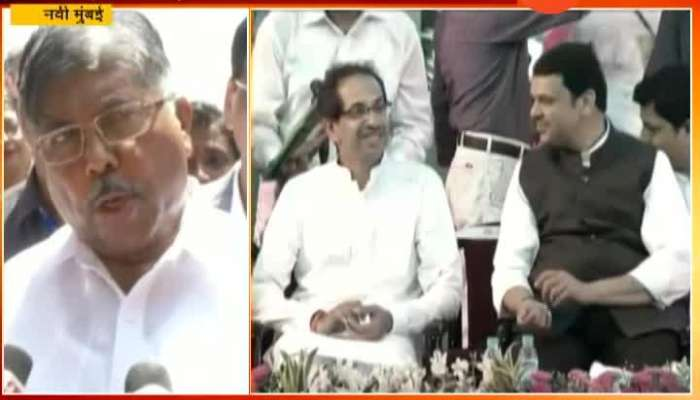 Navi Mumbai | Chandrakant Patil On Seats For BJP