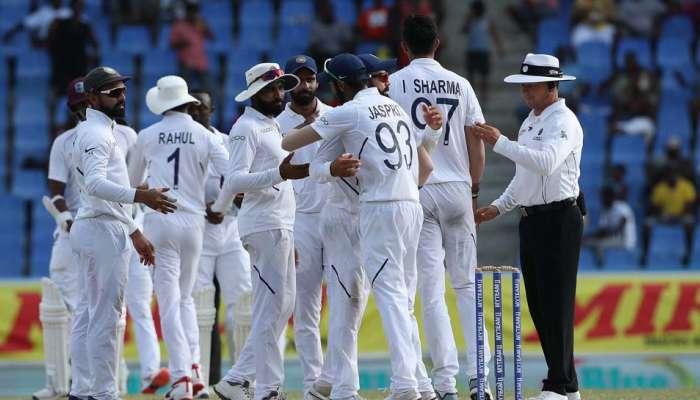 वेस्ट इंडिजवर टीम इंडियाचा मोठा विजय, कसोटी मालिका खिशात