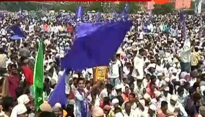 Mumbai Vanchit Bhujan Aghadi Alliance MIM Party Contrvsi 05 Sap 2019