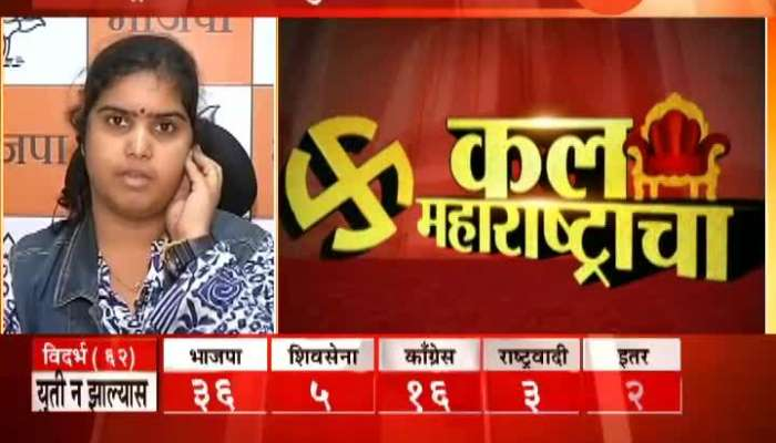 Kal Maharashtra Vidarbha Pre Poll 14 September 2019
