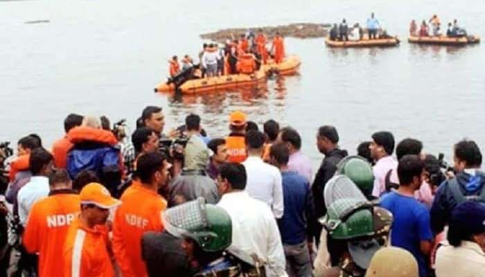 आंध्रप्रदेशात गोदावरी नदीत बोट बुडाली, ११ जणांचा मृत्यू, काही जण बेपत्ता