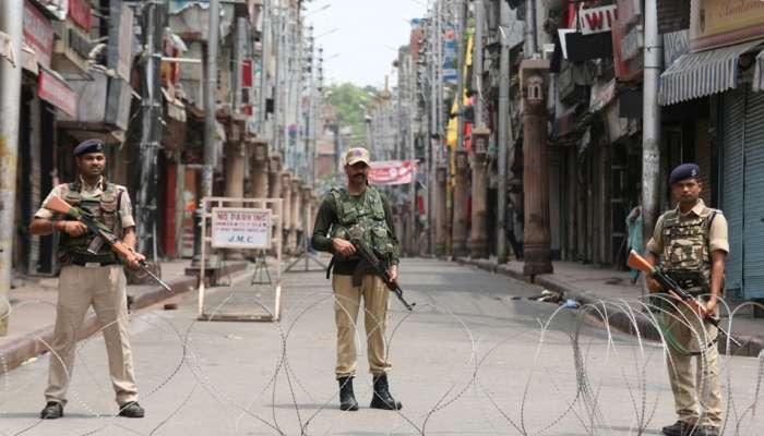 'जम्मू काश्मीरमध्ये दडपशाही संदर्भातील मुद्दा उच्च न्यायालयात मांडा'