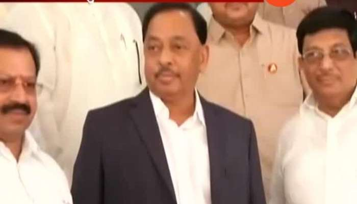 Narayan Rane On Hold By BJP