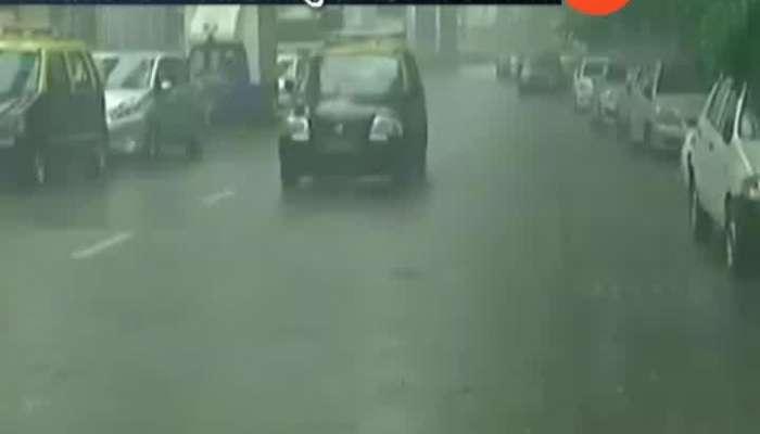 मुंबई   परतीचा पाऊस अजून सुरूच नाही- हवामान खातं