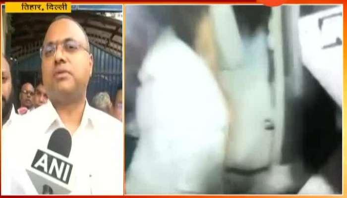 Delhi Sonia Gandhi Manmohan singh to visit to P Chidambaram in tihar jail update 23 Sep 2019