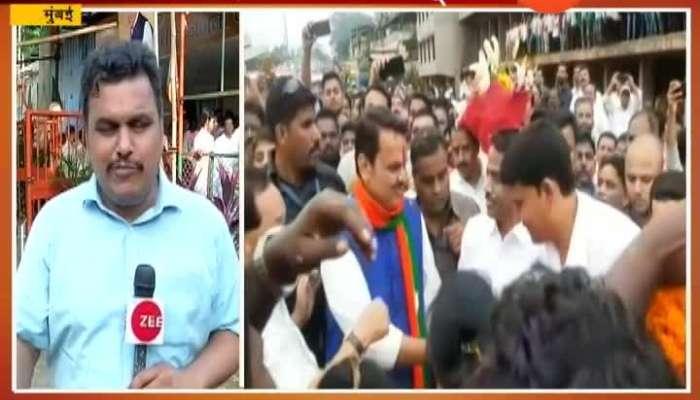 Mumbai What Happened In BJP Press Confrence