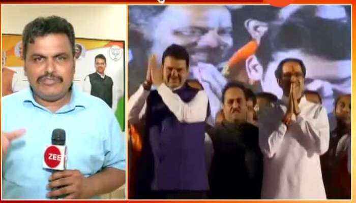 Shiv Sena BJP Yuti Seats Distribution Problem Solved
