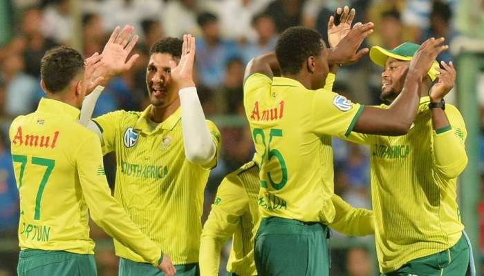 दक्षिण आफ्रिकेकडून टीम इंडियाचा धुव्वा; टी-२० सीरिज ड्रॉ