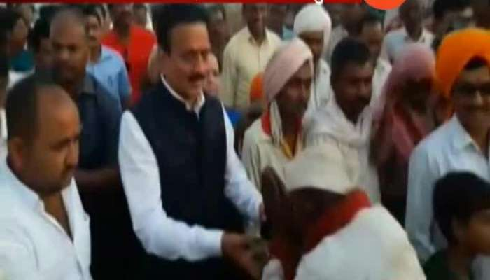 Nashik Girish Mahajan Hanuman of BJP