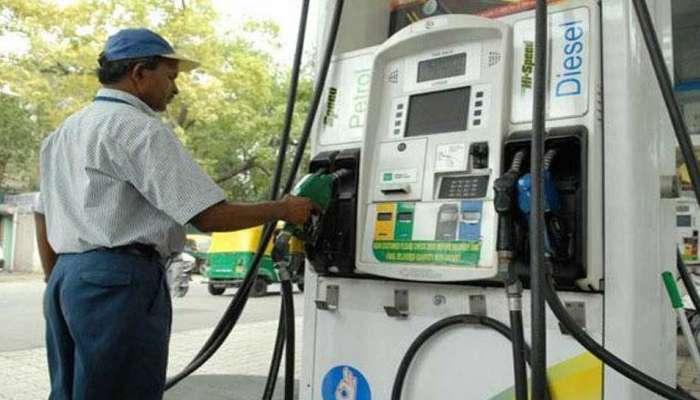 दोन दिवस स्थिर राहिल्यानंतर पेट्रोल-डिझेलच्या दरात वाढ