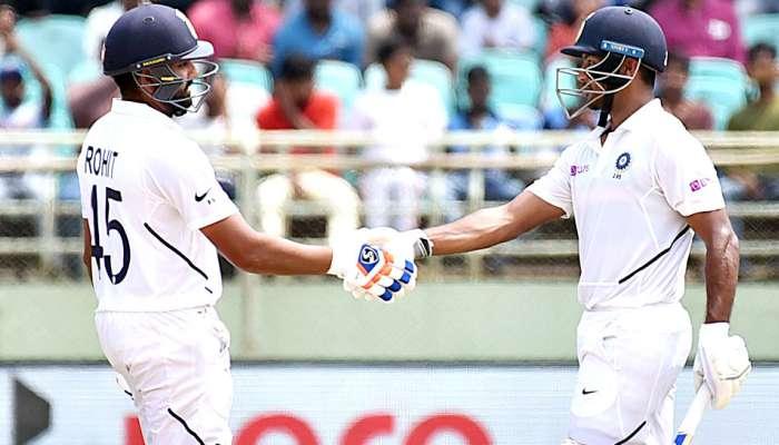 पहिल्या टेस्टमध्ये भारत मजबूत स्थितीत; आफ्रिकेचे ३ बॅट्समन माघारी