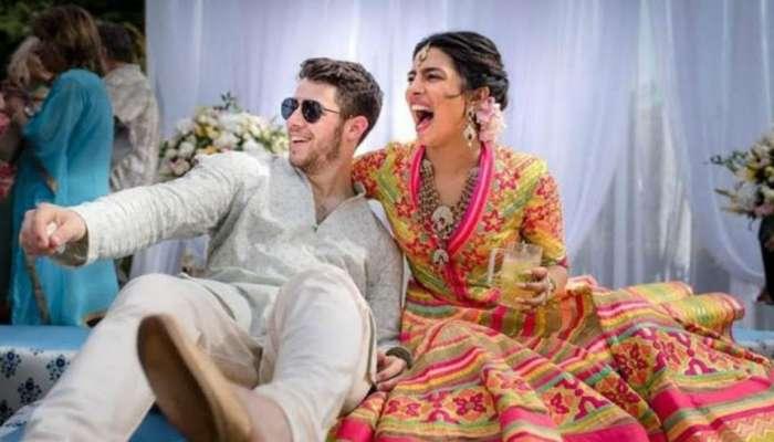 प्रियांकाने निकबाबत सांगितलं लग्नातलं सिक्रेट