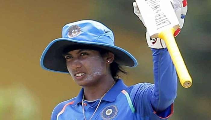 मिताली राजने इतिहास घडवला, २० वर्ष आंतरराष्ट्रीय क्रिकेट खेळणारी पहिली महिला