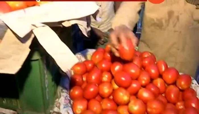 Mumbai Tomato Price Increase People Reaction
