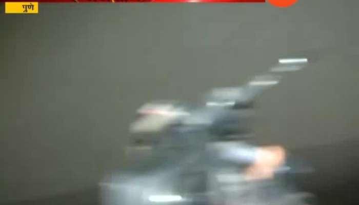 Pune CM Devendra Fadnavis Road Show Campaign For Vidhan Sabha Election
