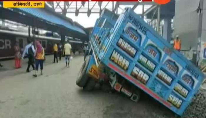 Dombivli Truck Accident