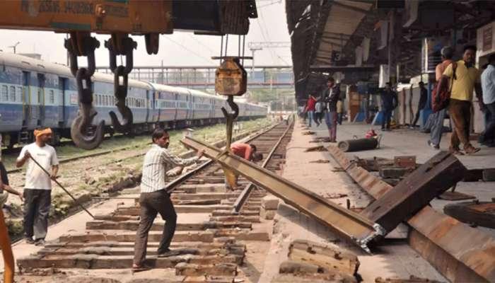 भंगार विकून भारतीय रेल्वेने कमवले कोट्यवधी रुपये